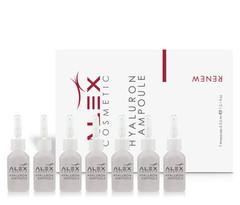 Сыворотка с гиалуроновой кислотой для лица, ампулы - Alex Hyaluron Ampoule
