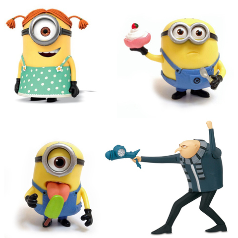 Despicable Me 2 Collectible Action Figure Wave 01