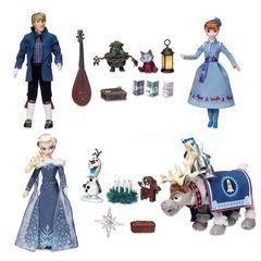 Эксклюзивный набор кукол Холодное сердце (поющие Эльза и Анна)