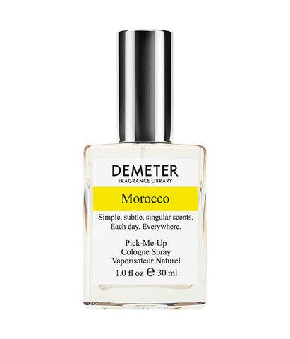 Одеколон Марокко, Demeter