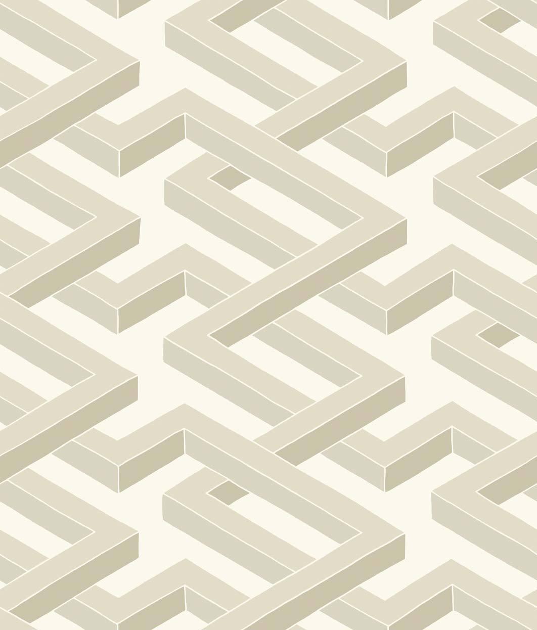 Обои Cole & Son Geometric II 105/1003, интернет магазин Волео