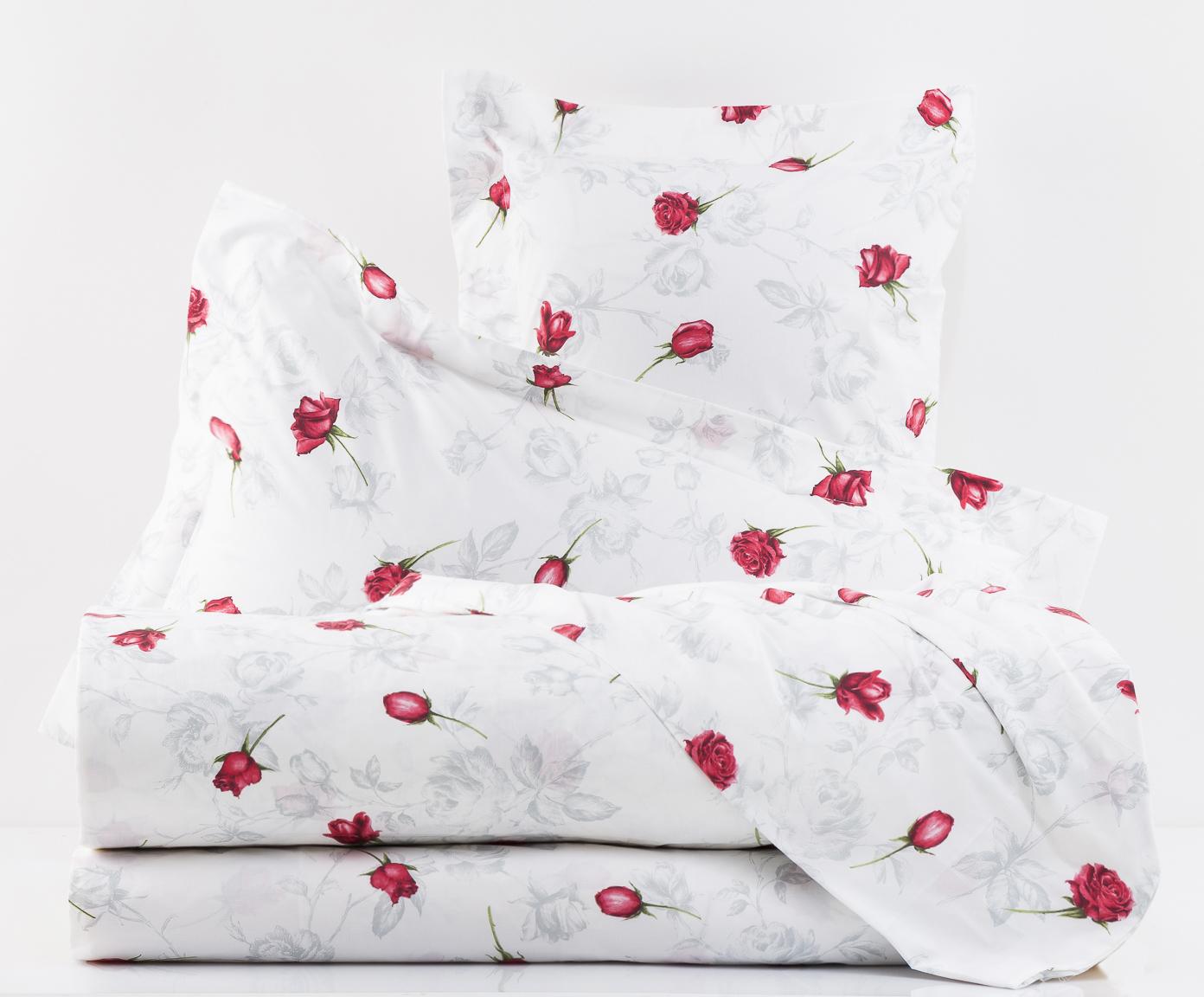 Постельное Постельное белье семейное Mirabello Baccarat белое komplekt-postelnogo-belya-baccarat-ot-mirabello-italiya.jpg