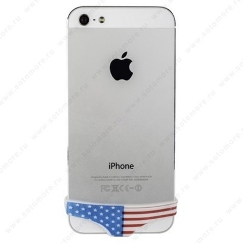 Чехольчик бикини для Apple iPhone 5s/ 5/ 4s /4 вид 1