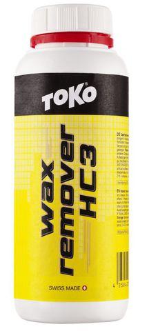 смывка мази Toko Waxremover HC3 INT, 500 мл.