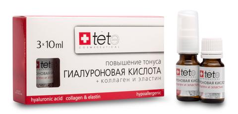 Tete Hyaluronic acid + Collagen&Elastin - Гиалуроновая кислота + Коллаген и Эластин