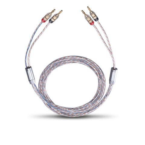 Oehlbach TwinMix Two 2x6mm 5m, кабель акустический