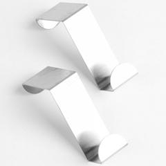Набор из 2 навесных крючков металлических 14MP-011