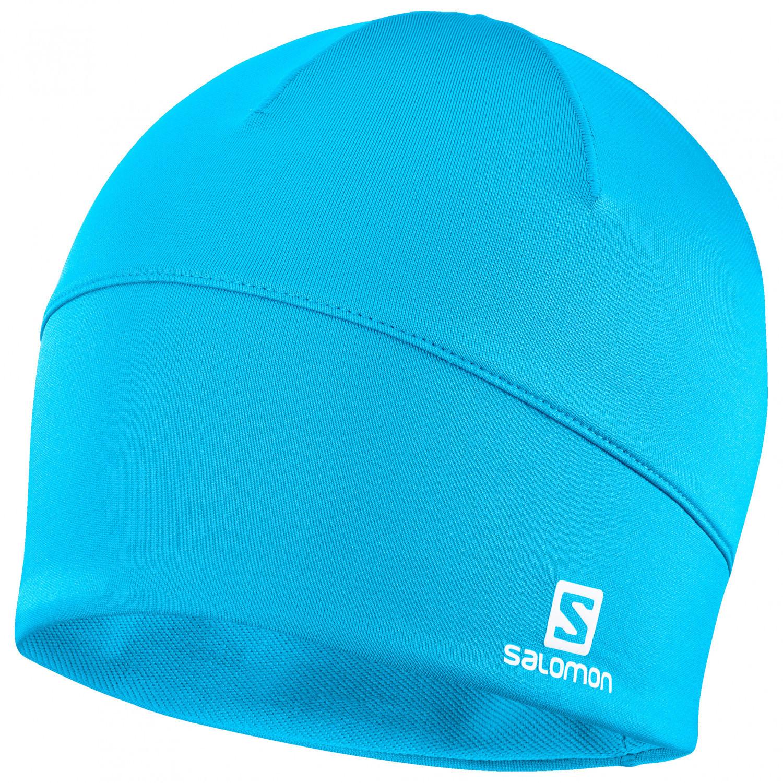 Спортивные шапки Шапка Salomon Active Beanie Transcend Blue salomon-active-beanie-beanie.jpg