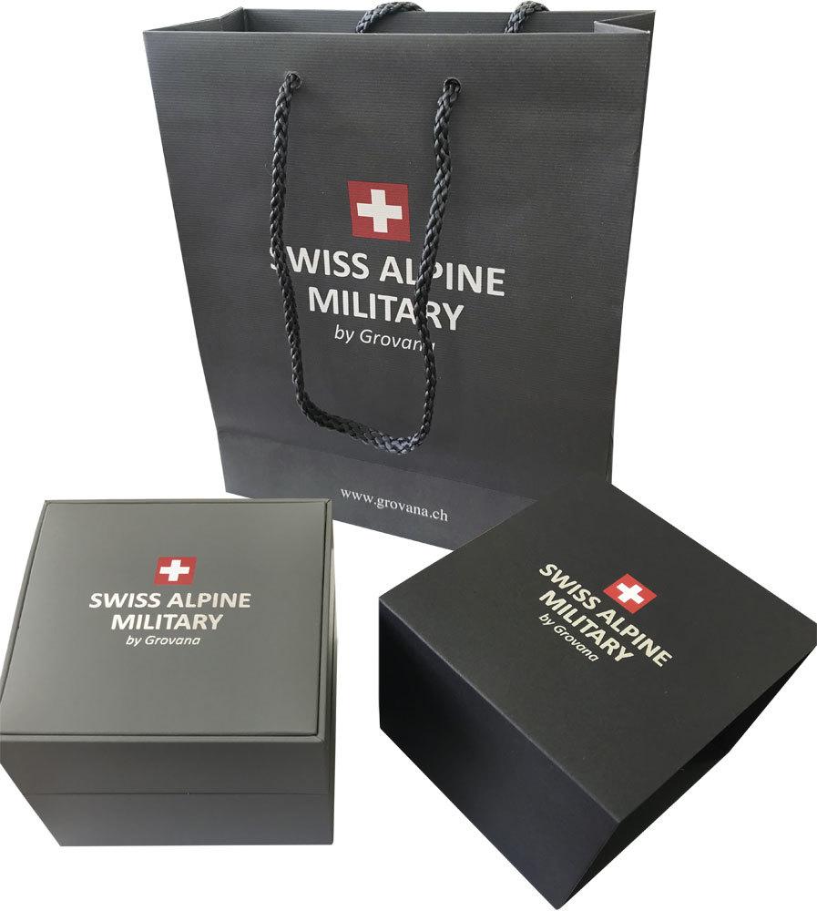 Наручные часы Swiss Alpine Military 1746.9837SAM