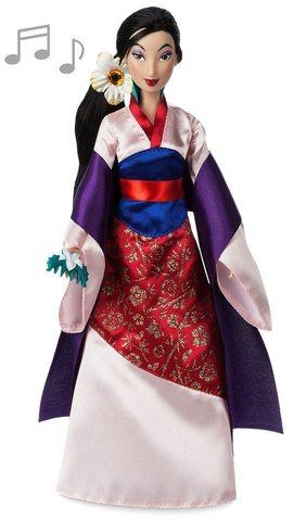 Поющая Кукла Мулан - Mulan, Disney