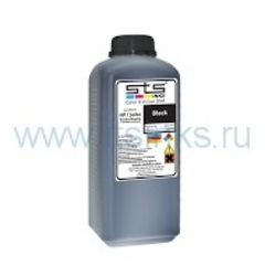 Чернила STS Low Solvent Black 1000 мл