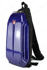 Однолямочный рюкзак SWISSWIN 1556 Синий