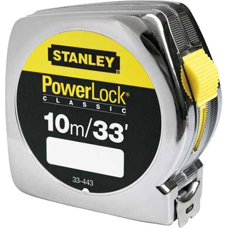 Рулетка Powerlock 10м Stanley 0-33-443