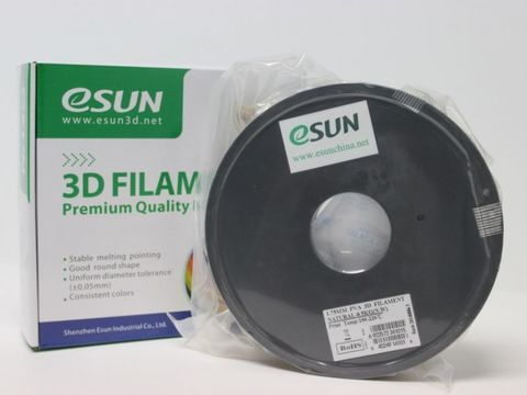 Пластик PVA ESUN 1.75 мм 0,5кг., натуральный
