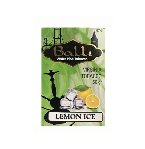 Табак Balli Lemon Ice 50 г