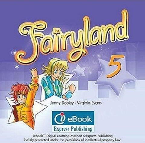 Fairyland 5. Ie-book (international). DVD с интерактивными упражнениями
