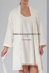 Элитный халат Yukiko Сhampagher от Celestine