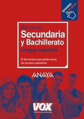 Diccionario de Secundaria y Bachillerato NEd