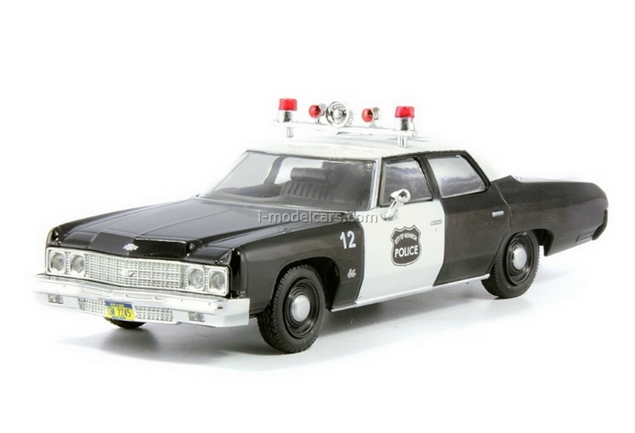 Model Cars Chevrolet Bel Air Police Of The City Of Norwich Usa 143
