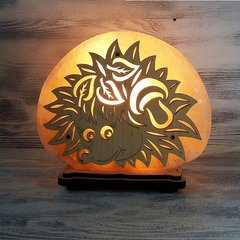 Солевая лампа Ежик 1,3 кг