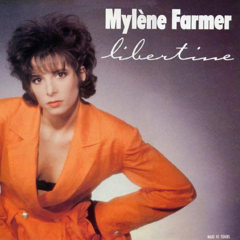 Mylene Farmer / Libertine (12