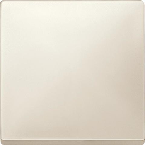 Выключатель одноклавишный проходной. Цвет Бежевый. Merten. MTN3116-0000+MTN412144