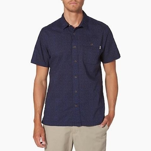 Рубашка REEF Tribe S/S