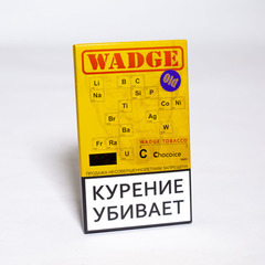 Табак WADGE OLD 100gr CHOCO ICE