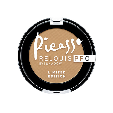 Relouis Relouis pro Тени для век Picasso Limited Edition тон 01 Mustard
