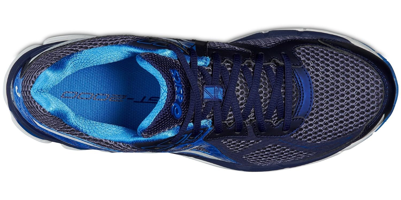 Мужские беговые кроссовки Asics GT-2000 3 (T500N 4901) синие фото