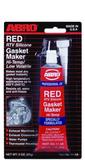 Герметик силиконовый ABRO красный высокотемпературный 85г (12шт/кор)