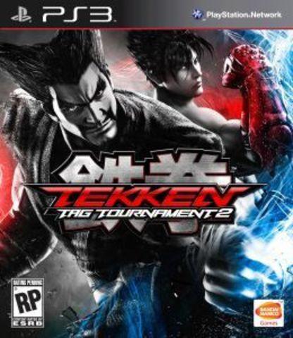 Sony PS3 Tekken Tag Tournament 2 (русские субтитры)
