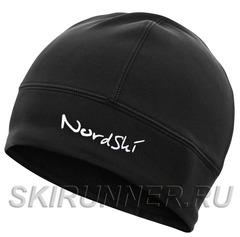 Лыжная шапка Nordski Active Black