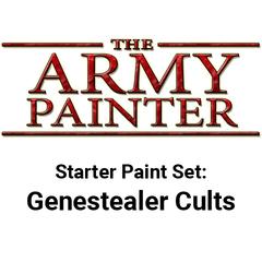 Базовый комплект красок Army Painter: Genestealer Cults