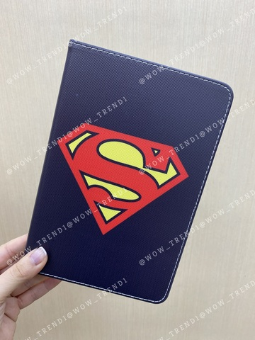Чехол Slim Case iPad mini 1/2/3/4/5 /Superman black/