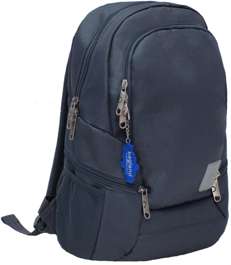 Городские рюкзаки Рюкзак Bagland Urban 20 л. Темно серый (0053066) 5af243115f9ec87355d9bee000626351.JPG