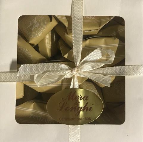 Карамель  классическая «Le Quadre» со вкусом имбиря, 150 г