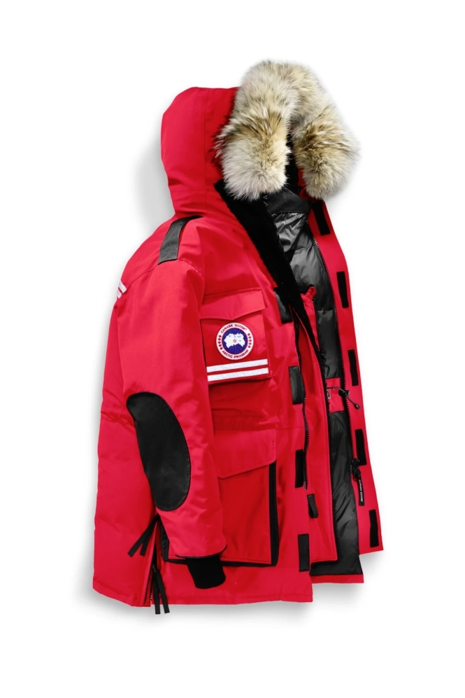 SNOW MANTRA PARKA MEN'S RED 3856