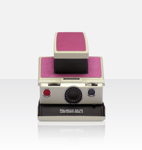 Polaroid SX-70 Model 2 (by MiNT)