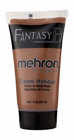 MEHRON Грим на водной основе Fantasy FX,  Creole/Light Brown (Светло-коричневый), 30 мл