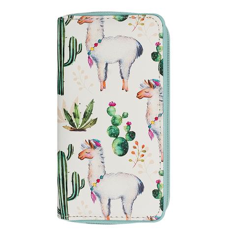 Кошелек Lama Cactus