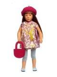 Doll Finouche 48cm (Alice)розовый берет