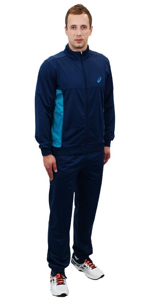 Мужской спортивный костюм Asics Tracksuit Polywarp (130824 8052)