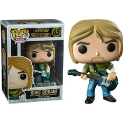 Фигурка Funko POP! Vinyl Rocks Kurt Cobin (Teen Spirit 24777