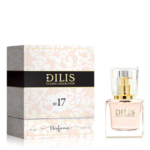 Dilis DILIS Classic Collection Духи №17 30мл