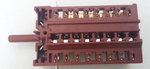 Переключатель режимов для плиты Hansa (Ханса) - 8031478 ОРИГИНАЛ