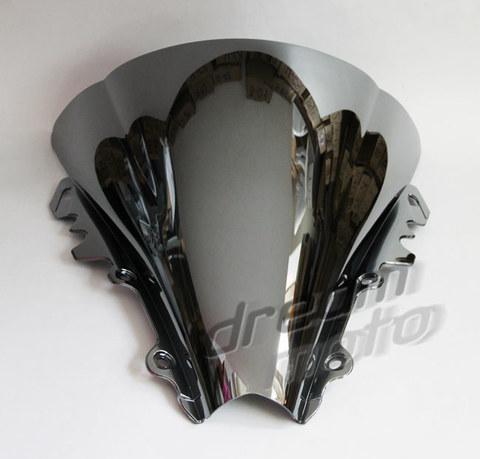 Ветровое стекло для Yamaha R6 06-07 зеркальное