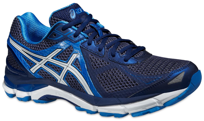 Мужские кроссовки для бега Asics GT-2000 3 (T500N 4901) синие фото