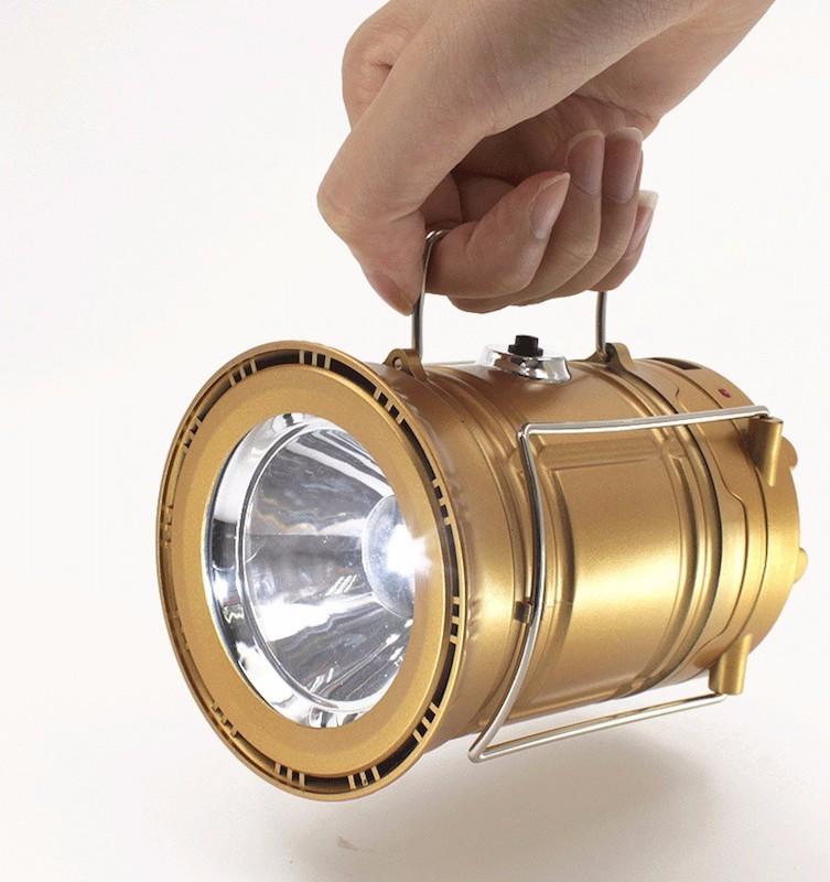 Возможно использование в качестве ручного фонаря