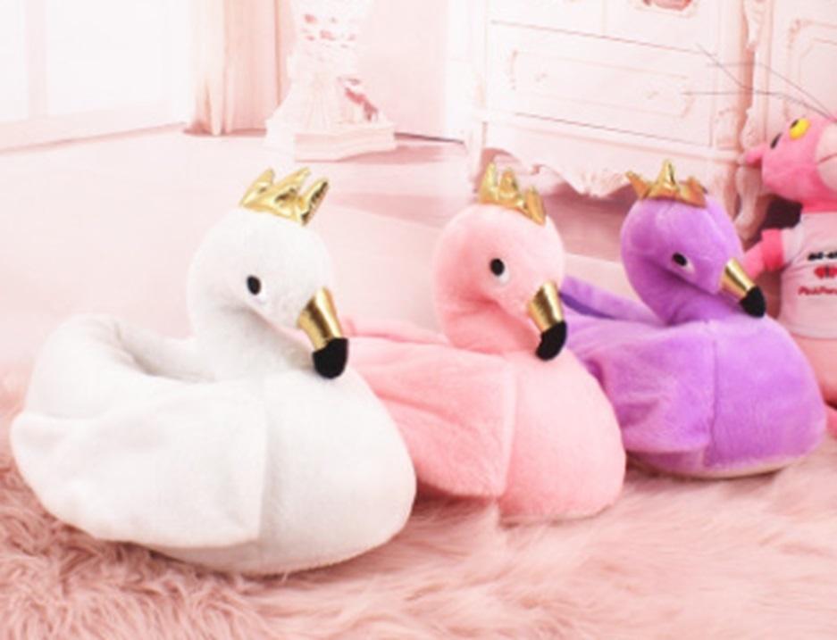 """Тапочки Тапочки """"Королевские Фламинго розовые"""" Тапочки_Королевские_Фламинго.jpg"""